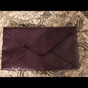 Jessica McClintock Purple Envelope